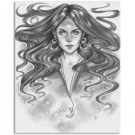 Fantasy Art Witch Hekate Drawing 150x150 - ウォ―ルズトーキョー